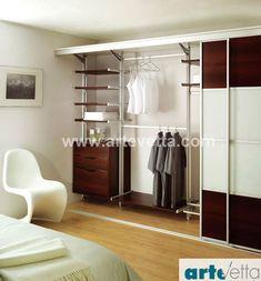 Giyinme Odası Modelleri ve Giysi Odaları Fiyatları - Artevetta