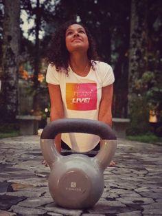 Desafios e conquistas 💪🏾 Kettlebell, Gym Equipment, Live, Challenges, Kettlebells, Workout Equipment