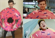 Dillon Francis dressed a donut Dillon Francis, Preston, Edm, Daddy, Music, Life, Musica, Musik, Muziek