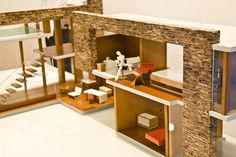 Emerson Modern Dollhouse