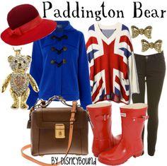 I loved paddington bear!! (2nd most favorite bear after Winnie the Pooh)
