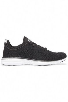 Athletic Propulsion Labs - Techloom Phantom Mesh Sneakers - Black - US 3d Mesh, Phantom, Converse Sneakers, Black Sneakers, Shoe Sites, Ankle Shoes, Nike Leggings, Everyday Shoes