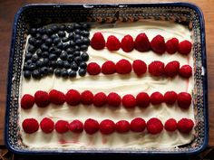 Movers.com - Easy Red, White and Blue Recipe Ideas for Your July 4th BBQ #MoversCom #MoversBlog