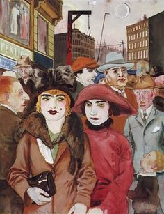 Blind Power, 1937) by Rudolf Schlichter, (1890 –1955) was a German artist and one of the most important representatives of the Neue Sachlichkeit (New Objectivity) movement. Description from pinterest.com. I searched for this on bing.com/images