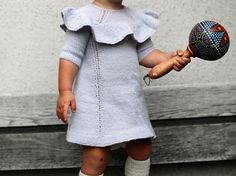 Ravelry: Dancing Dress / Dansekjolen pattern by Ministrikk
