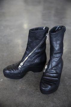 Reka Boot | cendre