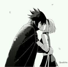Anime: Naruto Personagens: Sasuke e Sakura Uchiha - Naruto Uzumaki, Anime Naruto, Kakashi Hatake, Naruhina, Boruto, Sasuke Uchiha Sakura Haruno, Narusaku, Naruto And Sasuke, Itachi