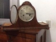 Relógio Carrilhão Antigo Aberto / jahsaude