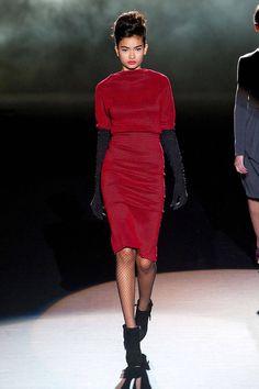 Badgley Mischka Fall 2013 Ready-to-Wear Runway - Badgley Mischka Ready-to-Wear Collection
