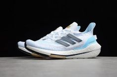 Adidas Sneakers, Black And White, Blue, Shoes, Fashion, Moda, Zapatos, Black N White, Shoes Outlet