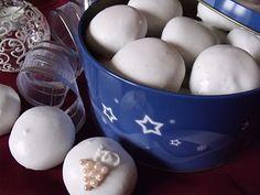 Citromhab: Mézes puszedli Something Sweet, Gingerbread, Eggs, Sweets, Breakfast, Tableware, Christmas Recipes, Food, Morning Coffee