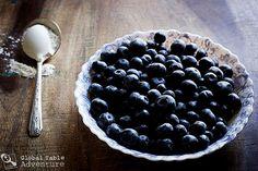 Recipe: Blueberry Bublanina | Bubbly Cake