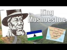 Surrounded by enemies on all sides, Moshoeshoe held his own and to this day the nation he founded: Lesotho lives on! All hail King Moshoeshoe! Zimbabwe Africa, Great Power, Atlantic Ocean, African History, Black History, King, Presidents, Royalty, Google Search