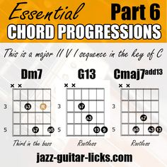 Melodic Minor Scale Harmonization With Guitar Diagrams Jazz Guitar Chords, Music Theory Guitar, Guitar Chords Beginner, Guitar Chord Chart, Guitar Scales, Guitar Tabs, Music Guitar, Playing Guitar, Acoustic Guitar