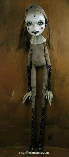 scott radke. Creepy cool