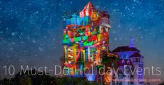 Walt Disney World during the Holidays is special, no better time to visit the Mouse. Check out our list of 10 Must Do Holiday events at Walt Disney World.