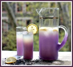 How to Make Refreshing Lavender Lemonade (recipe)