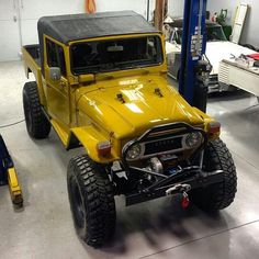 Sweet FJ45 Land Cruiser