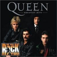 QUEEN Greatest Hits: We Will Rock You Edition