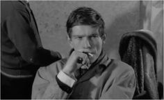 """Tom Courtenay """"The Loneliness of the Long Distance Runner""""1962 A great actor and a great film!"""