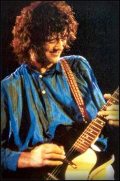 Jimmy Page, Knebworth, 1979