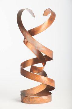 Image result for copper metal sculpture
