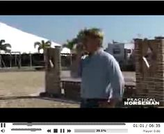 Video: Charlie Moorcroft Warms Up Ponies on Show Day from Practical Horseman