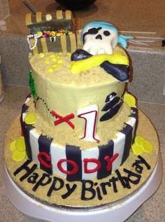 pirate theme pirate party lehigh valley theme cakes birthday cake ...