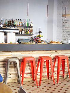 PUNAVUORI GOURMET: Tres Bonesista tulikin Bones! Visit Helsinki, Bones, Restaurant, Table, Design, Home Decor, Gourmet, Decoration Home, Room Decor