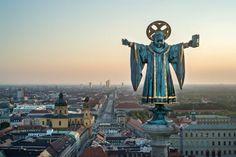 #München von oben #Bayern