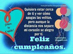 Feliz Cumpleaños.