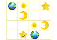 Sudoku moeilijk 3 Seasons Activities, Sudoku Puzzles, Mathematics, Children, Weather, Math, Young Children, Boys, Kids