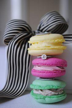 #diamonds & #macarons & #stripes...oh my