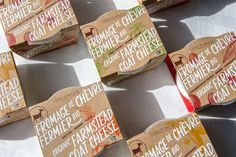 Cassis et Mélisse — The Dieline - Branding & Packaging