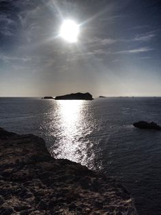 Beautiful Ibiza.