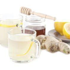 Schlankwasser Rezept - Mit Ingwer und Zitrone abnehmen!   Für Sie
