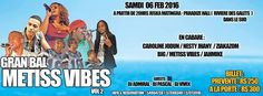 Grand bal metiss vibes vol2 - see more on http://ift.tt/1JOGDEg #events #mauritius