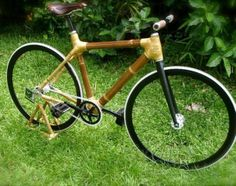 Bamboo Bike Read more:http://www.allvoices.com/contributed-news/11793462-ecofriendly-bamboo-bike-made-in-the-philippines-by-kawayan-tech-bamboo-tech