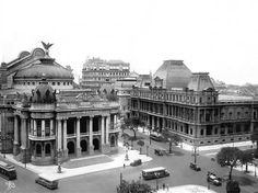 Cinelândia, década de 30.✳