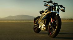 Harley-Davidson Will Sell Electric Motorcycles Within Five Years