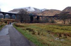 Glenfinnan Viaduct _ Higlhands