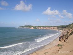 Praia de Pipa - Baia dos Golfinhos - Brazil