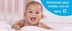 Nombres para bebés fenomenales con la letra D | Bebeazul.top Face, Girl Names, Letter D, The Face, Faces, Facial