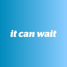We are participating in AT&T's #itcanwait campaign to put an end to texting while driving. Take the pledge today and use #X to let your friends know you're about to drive and can't respond until you arrive.