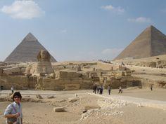 Mısır Piramitleri, Gize