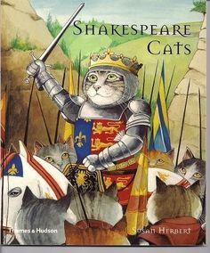 Susan Herbert Cat Art.