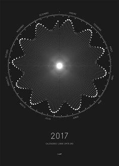Dimitre Lima ⚡ Dmtr.org / Lunar Calendar 2017 Mais