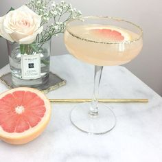 This is one of the cocktails that I made in last weeks blog post.  It tasted delicious and I am particularly proud of the edible glitter rim I gave to the glass . However there was glitter all over my face by the time I had finished drinking this so I really don't recommend recreating that bit . There is a direct link in my bio to the post in case you missed it.  #blogpost #cocktails