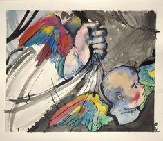 Artist: Jude Lang Starting bid: $155