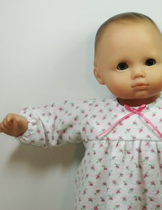 Bitty Baby or Bitty Twins Doll Clothes - Nightgown